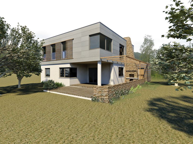 2010 einfamilienhaus 4 stippl for Bilder einfamilienhaus