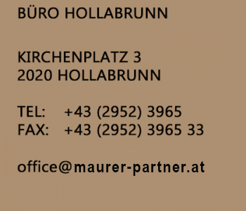 Büro Hollabrunn